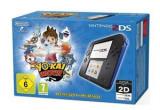 Consola Nintendo 2DS Albastru + Joc YO-KAI WATCH Preinstalat