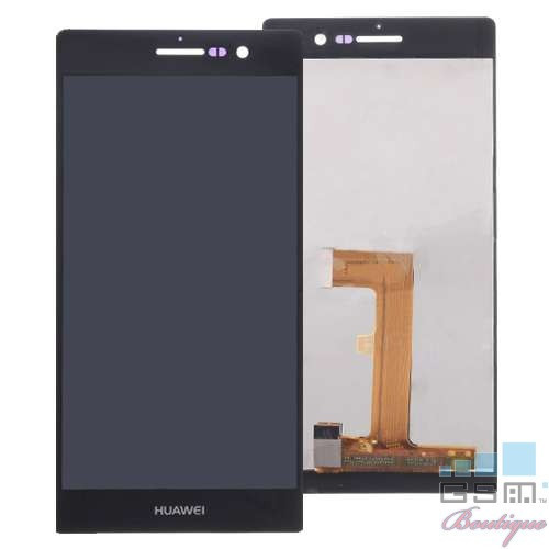 Display Cu Touchscreen Huawei Ascend P7 Dual Sim Negru