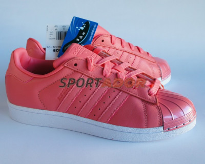 adidas Originals Superstar Metal Toe 38.5EU -piele naturala- factura garantie foto