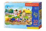 Puzzle maxi Big Turnip, 20 piese, castorland