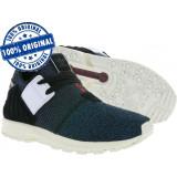 Pantofi sport Adidas Originals ZX Flux Plus pentru barbati - adidasi originali, 44 2/3, Textil