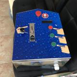 Automatizare spalatorie self service cu jeton