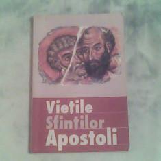 Vietile sfintilor apostoli, Alta editura