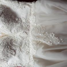 Rochie de mireasa superba, Rochii de mireasa printesa