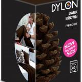 Vopsea haine, DYLON, pentru masina de spalat, Dark brown