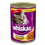 Whiskas Conserva cu Pui 400 g