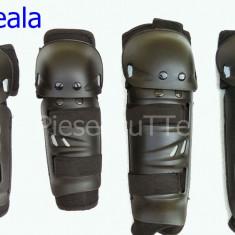 Set Cotiere + Genunchiere Moto Scuter ATV