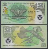 PAPUA NOUA GUINEE. 2 KINA 1991 JUBILIARA. POLYMER. UNC.