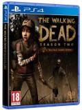 The Walking Dead Season Two PS4