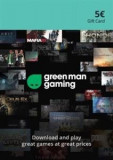 Green Man Gaming Giftcard 5 Euro (Gmg Code)
