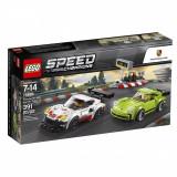 LEGO® Speed Champions - Porsche 911 RSR Turbo 3.0 (75888)