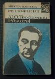 Mircea Handoca - Pe urmele lui Al.O. Teodoreanu - Păstorel