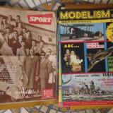 VAND COLECTIE REVISTA MODELISM + BONUS ZIAR SPORT NR 20 DIN 1960