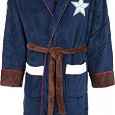 Halat De Baie Captain America Marvel Civil War Outfit Bathrobe