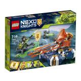 LEGO® Nexo Knights - Motocicleta planor a lui Lance (72001)