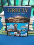 GRECIA : ISTORIE * ARTE,OBICEIURI SI COSTUME * ITINERARII + HARTA METEORA , 2003