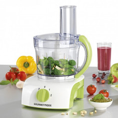 Procesor de alimente Gourmetmaxx,350w, 350 W, Cu bol, 2