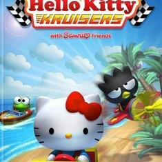 Hello Kitty Kruisers Sticker Edition Nintendo Switch