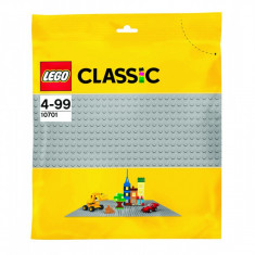 LEGO® Classic - Placa de baza gri (10701)