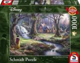 Puzzle Thomas Kinkade Snow White 1000 Pcs, Schmidt