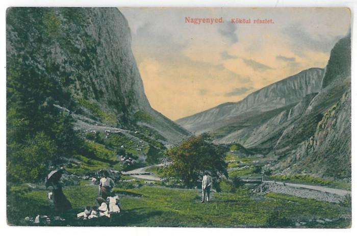 3581 - AIUD, Alba, Romania - old postcard - unused