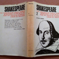 Opere Complete. Volumul 2. Editie critica - Shakespeare, Alta editura, William Shakespeare