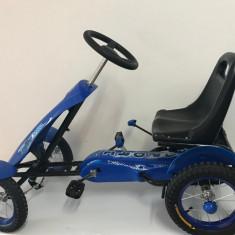 Kart cu pedale,DF120-XL pentru copii cu varsta intre 4 si 9 ani