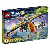 LEGO® Nexo Knights - X-Arcul lui Aaron (72005)