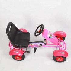 Kart Goo Kart copii cu pedale F100B-2,roti cauciuc