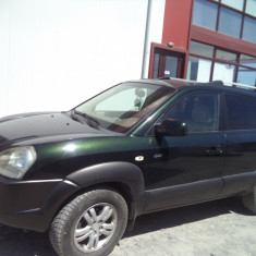Hyundai Tucson, Benzina, SUV