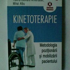 Kinetoterapie - Metodologia Poziționării și Mobilizării Pacientului