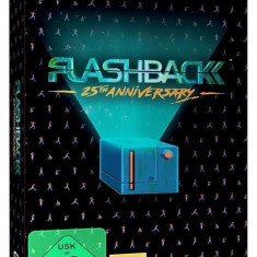 Flashback 25Th Anniversary Collectors Edition Nintendo Switch