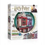 Puzzle 3D Hogwarts Diagon Alley Collection Quidditch Supplies