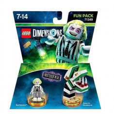 Set Figurine Lego Dimensions Fun Pack Bettlejuice