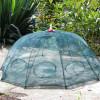 Varsa tip umbrela cu 10 intrari - Capcana pt pestisori sau raci cu plasa eco