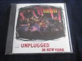 Nirvana - MTV Unplugged In New Yorck _ cd,album _ Geffen ( Europa , 1994 )