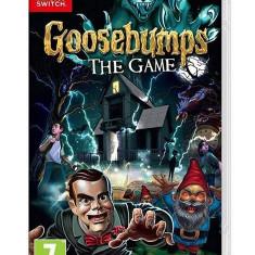 Goosebumps The Game Nintendo Switch