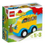 LEGO® DUPLO® - Primul meu autobuz (10851)