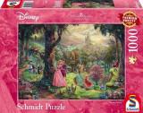 Puzzle Thomas Kinkade Disney Sleeping Beauty 1000 Pcs, Schmidt