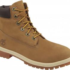 Trekking pantofi Timberland Premium 6 Inch 14949 pentru Copii, 35.5, 36, 37, 37.5, 38, 40, Maro