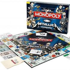 Joc Metallica Monopoly