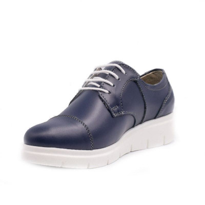 Pantofi dama casual cu talpa sport VIC1930 foto