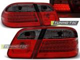 Triple MERCEDES W210 95-03.02 RED SMOKE LED