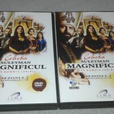 Serialul Suleyman Magnificul Sub domnia iubirii  20 DVD  Sezonul 2 - 39 Episoade