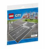 LEGO® City - Intersectie si drum (7280)