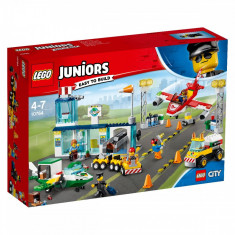 LEGO® Juniors - Aeroportul orasului (10764)