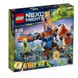 LEGO® Nexo Knights - Confruntarea cu vrajitorul robot (72004)
