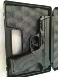 Pistol Airsoft Smith & Wesson Full Metal Foarte Puternic + Muniție si Geanta, We Airsoft