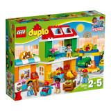 LEGO® DUPLO® - Piata mare a orasului (10836)