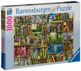 Puzzle The Bizzare Bookshop (1000 Pcs), Ravensburger